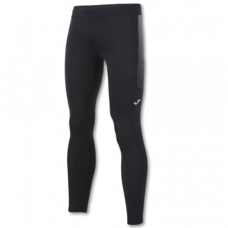 LONG TIGHT ELITE VI Sort Joma Unisex