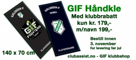 SALG - klubbtilbud