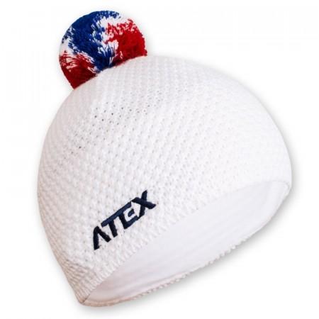 Atex Strikkelue/pannebånd